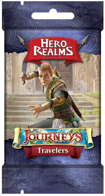 Hero Realms Expansion Journeys Travelers