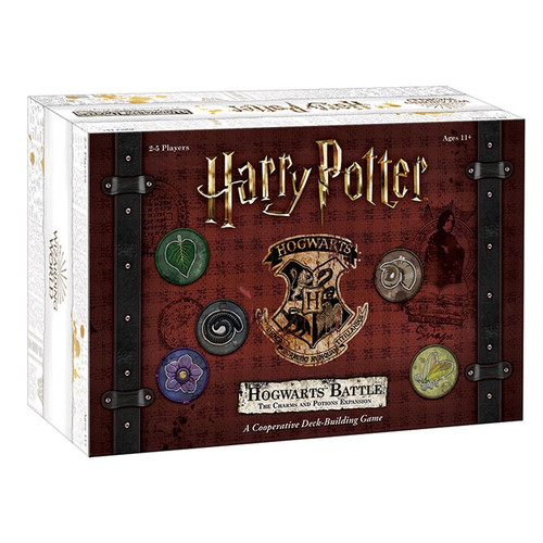 Harry Potter Hogwarts Battle Deck Building Game Expansion Charms and Potions