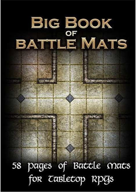 Big Book of Battle Matts Vol. 1