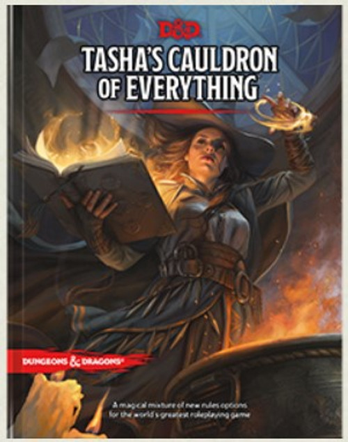 Book Tasha's Cauldron of Everything