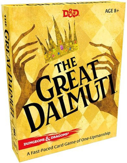 Dungeons and Dragons The Great Dalmuti