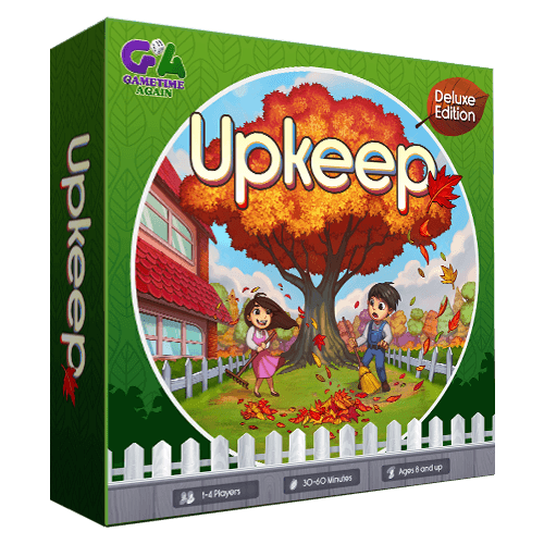 Upkeep Deluxe Edition