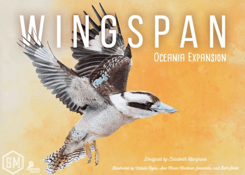 Wingspan Expansion Oceania