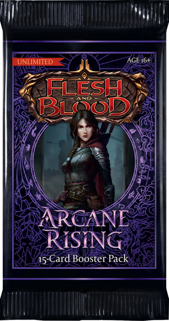 Arcane Rising Booster Pack (Unlimited)