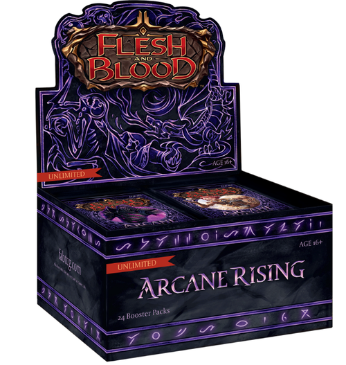 Arcane Rising Booster Box (Unlimited)