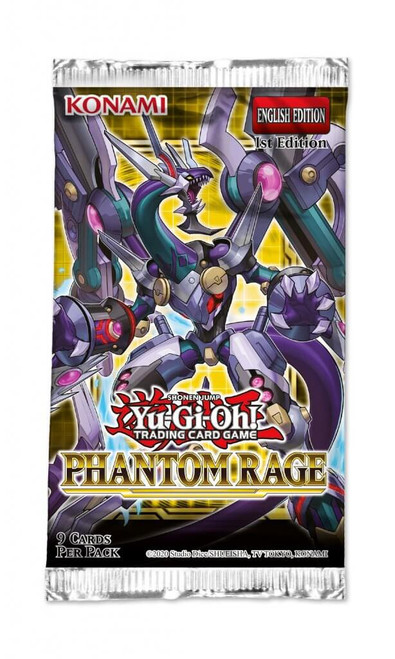 Phantom Rage Booster Pack