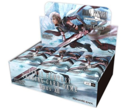 Opus 13 Booster Box