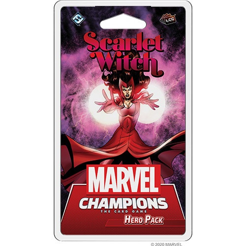 Marvel Champions Expansion Scarlet Witch