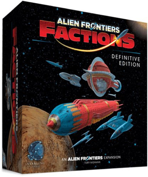 Alien Frontiers Expansion Factions Definitive Edition
