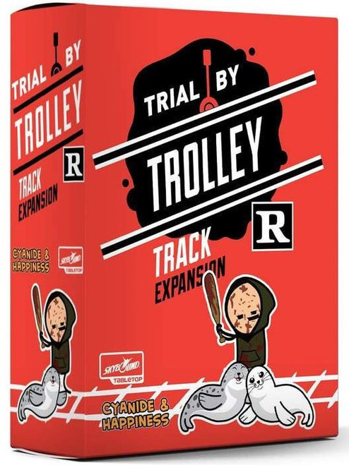 Trial by Trolley Expansion R Rated Track