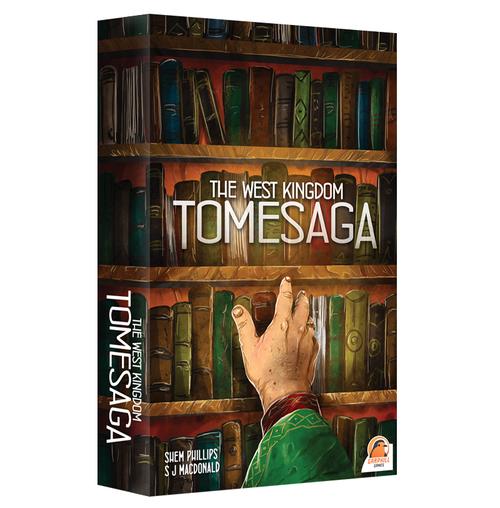 The West Kingdom Expansion Tomesaga