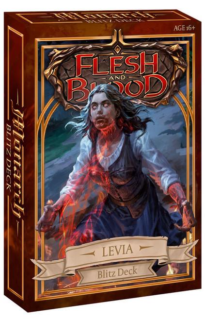 Monarch Blitz Hero Deck - Levia