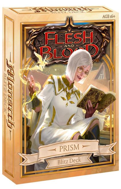 Monarch Blitz Hero Deck - Prism
