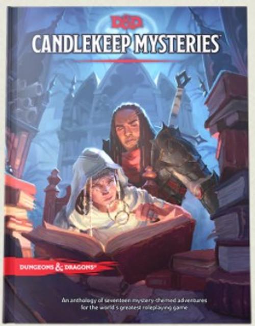 Book Candlekeep Mysteries