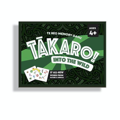 Tākaro Into the Wild