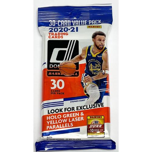 Donruss  2020-21 Basketball Fat Pack