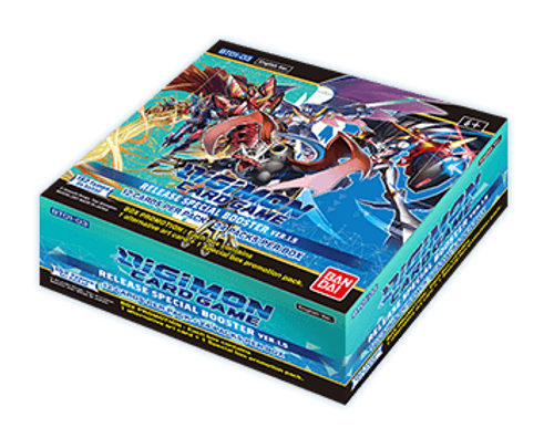 Release Special Booster Version 1.5 Booster Box