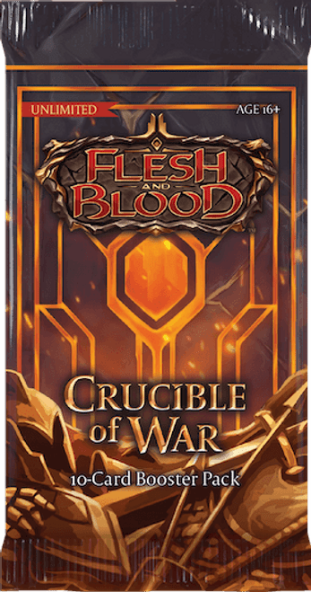 Crucible of War Booster Pack Unlimited
