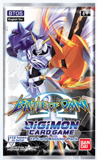 Battle of Omni Booster Pack