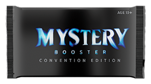 Mystery Booster Convention Edition Booster Pack