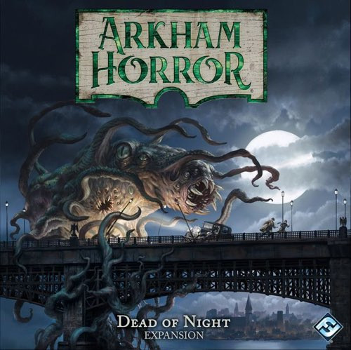 Arkham Horror 3rd Edition Expansion Dead of Night