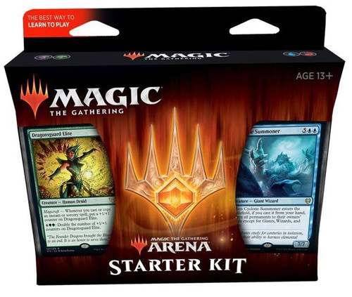 2021 Arena Starter Kit