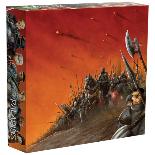 Paladins of the West Kingdom Collectors Box