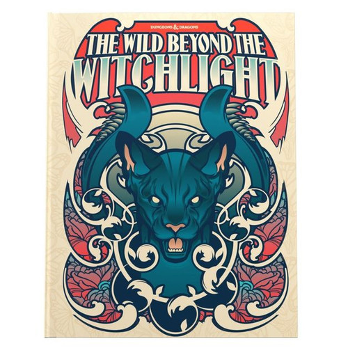 Dungeons and Dragons The Wild Beyond the Witchlight Special Edition