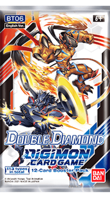 Double Diamond Booster Pack