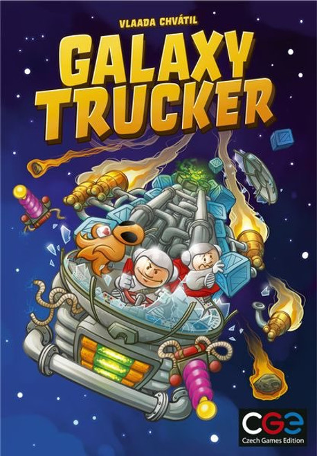 Galaxy Trucker Second Edition