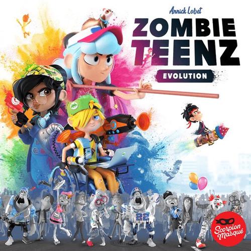 Zombie Teenz Evolutions