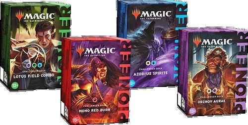 Magic: The Gathering Pioneer Challenger Decks
