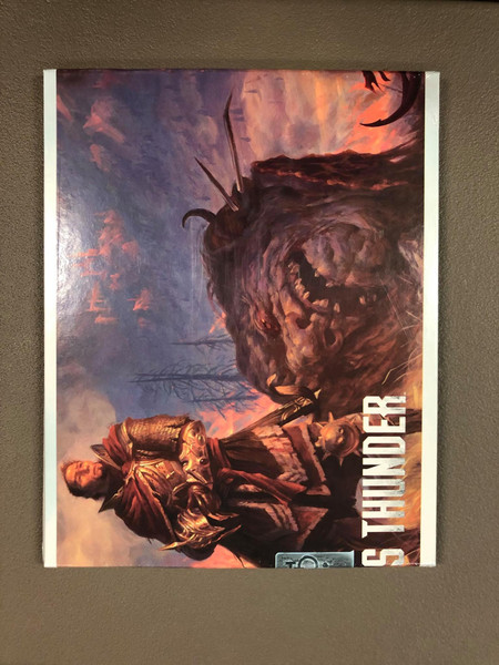 Dungeon Master Screen Storm Kings Thunder - Cerberus Games