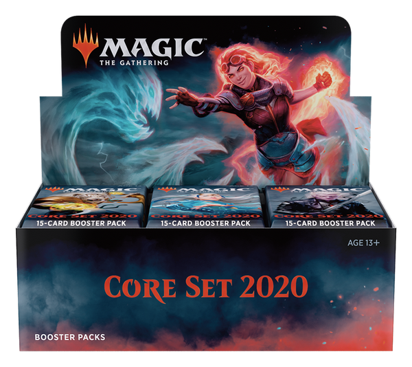 Core Set 2020 Booster Box - Cerberus Games