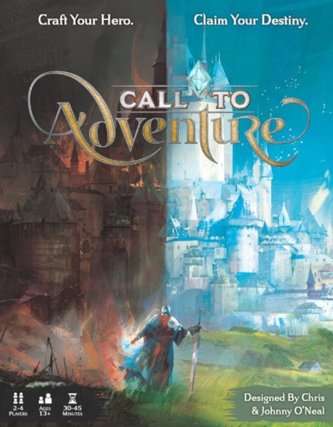 Call to Adventure - Cerberus Games
