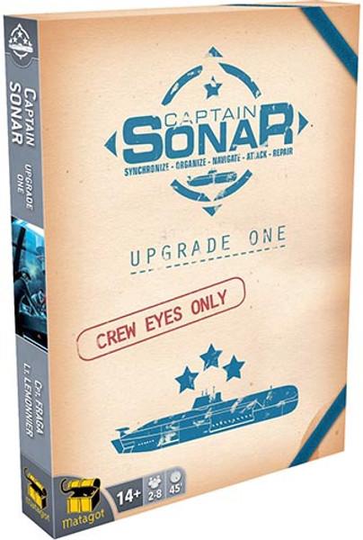 Captain Sonar Expansion Upgrade One - Cerberus Games