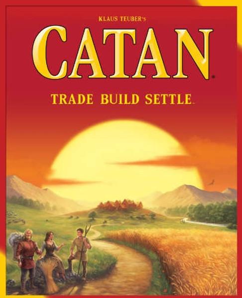 Catan 5th Edition - Cerberus Games