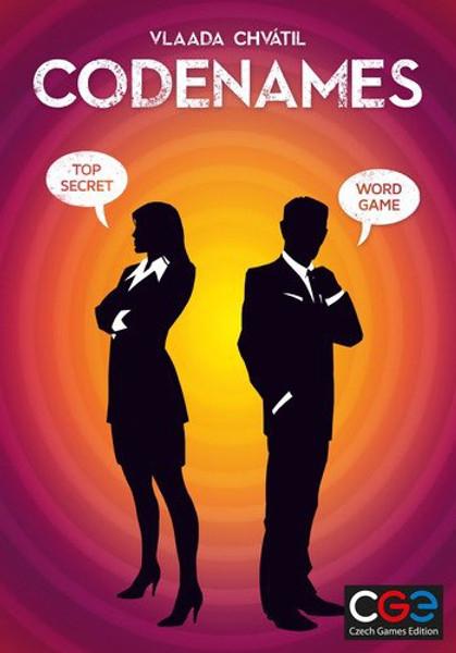 Codenames - Cerberus Games