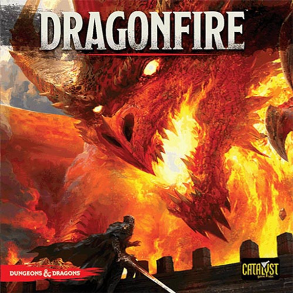 Dragonfire - Cerberus Games