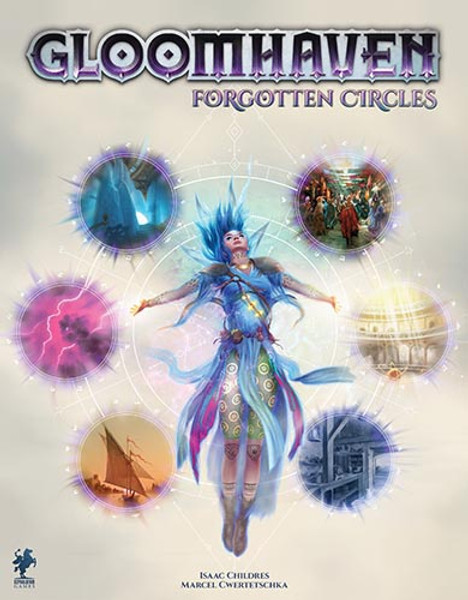 Gloomhaven Expansion Forgotten Circles - Cerberus Games