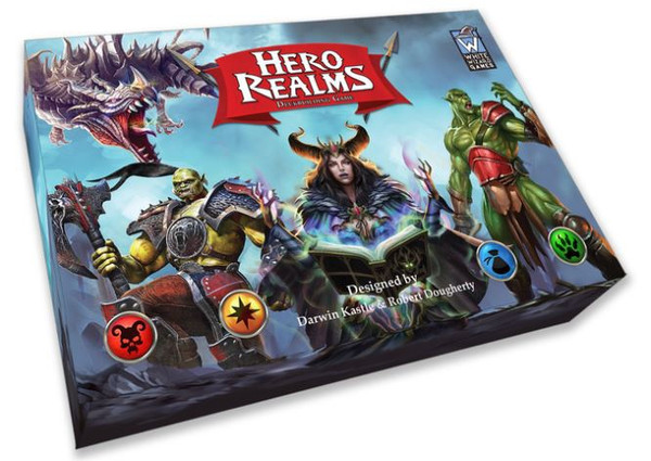 Hero Realms - Cerberus Games