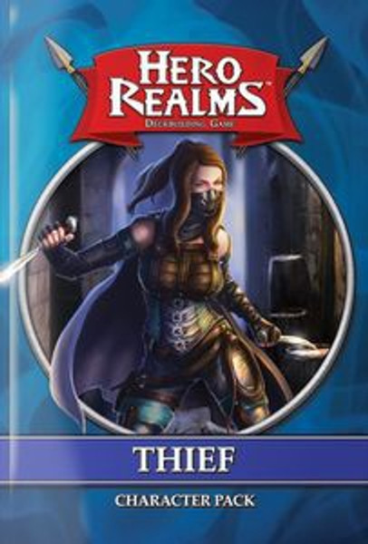 Hero Realms Expansion Thief - Cerberus Games
