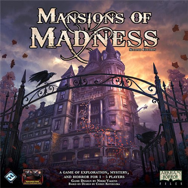Mansions of Madness Second Edition - Cerberus Games