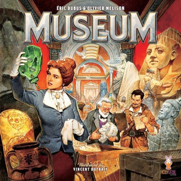 Museum - Cerberus Games