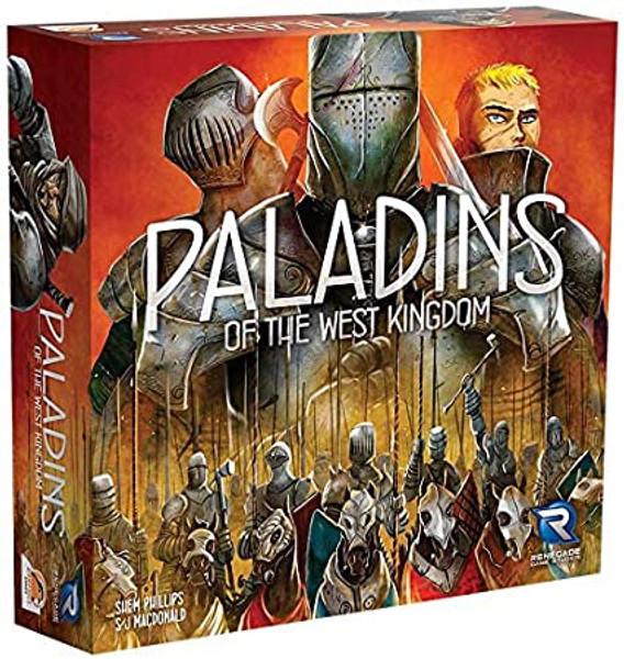 Paladins of the West Kingdom - Cerberus Games