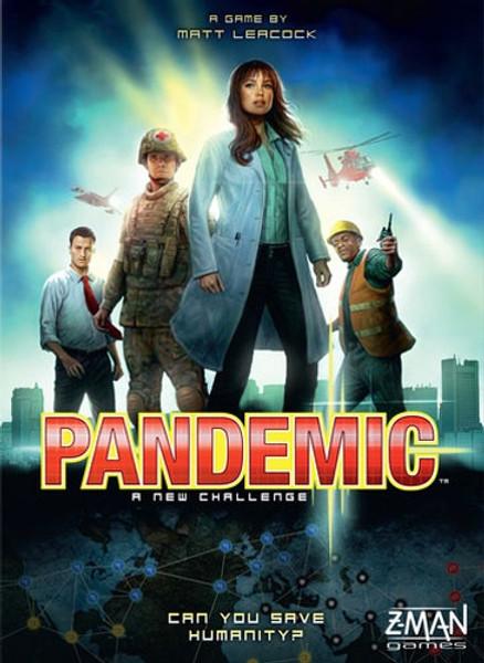 Pandemic - Cerberus Games