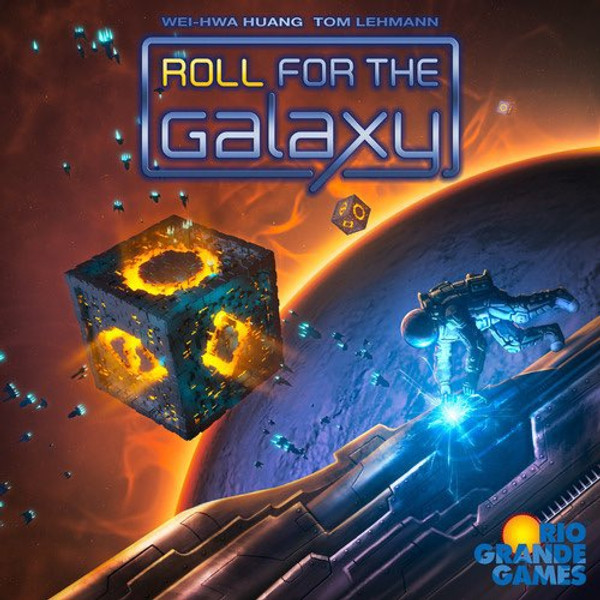 Roll for the Galaxy - Cerberus Games