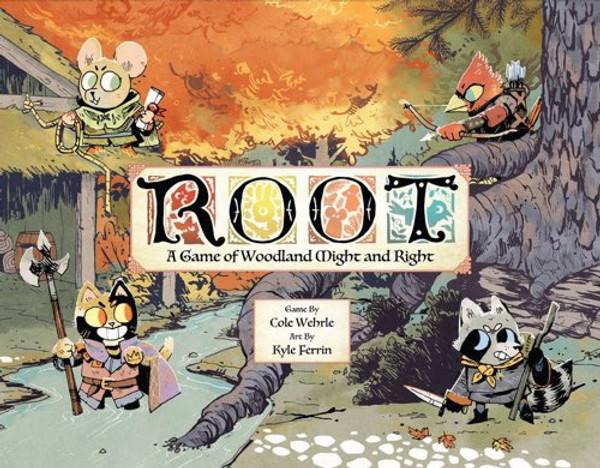 Root - Cerberus Games