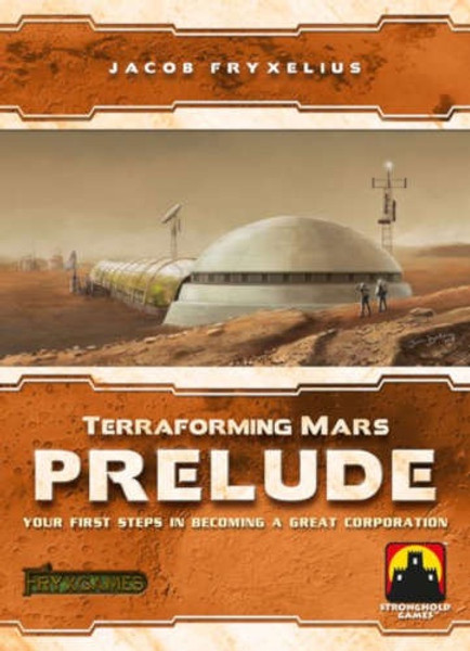 Terraforming Mars Expansion Prelude - Cerberus Games