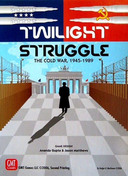 Twilight Struggle - Cerberus Games